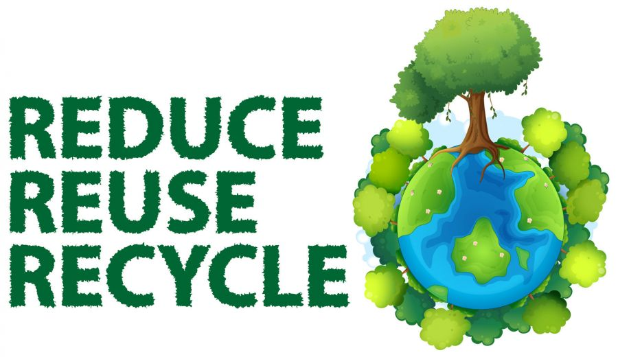 Reduce, reuse, recycle – what does this mean?