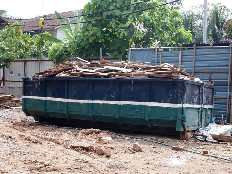 Benefits of Hiring a Skip Bin for a Construction Site